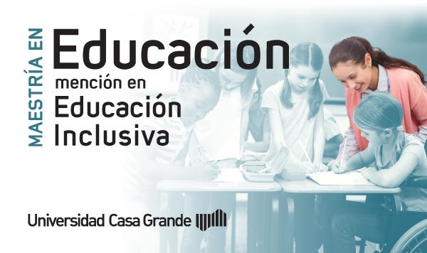 Información General - Maestría Inclusiva - 2020